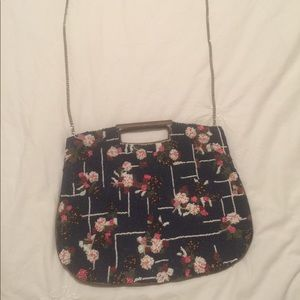NWOT Anthropologie bag. Beautiful, hand made.